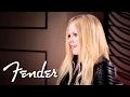 Fender Avril Lavigne Newporter | Fender