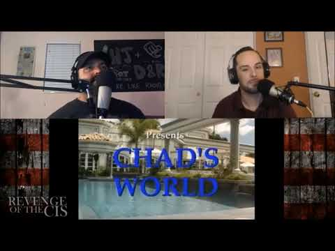 Watching Chad's World (Digital Entertainment Network) Part 1