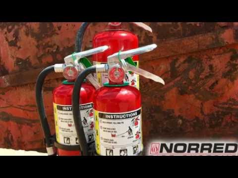 Fire Extinguishers Monroe Louisiana Norred Fire Systems