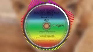 Amapiano (Afro House & Deep House) Music Mix April 2020 - DjMobe