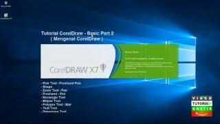 Tutorial Corel Draw   Basic Part 2  Mengenal CorelDraw