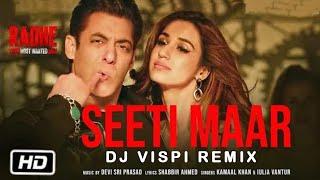 Seeti Maar (Remix)   DJ Vispi   Radhe - Your Most Wanted Bhai   Salman Khan   Disha Patani