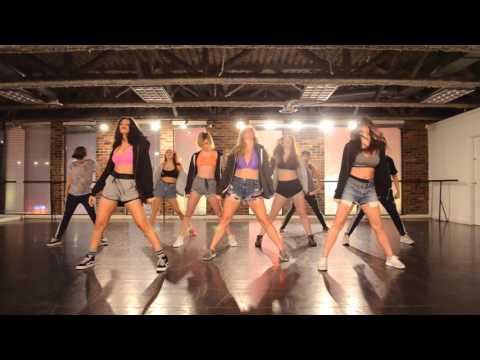 Clarenz Mabalay Choreography  1, 2, Step  @Ciara