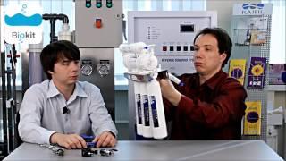 осмос Raifil с быстросъёмными Обзор   фильтры для воды, фильтры для очистки воды, фильтры воды, очис