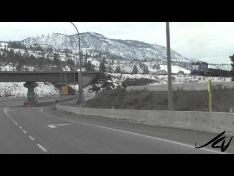 Driving to Sun Peaks Resort from Kelowna - Travel BC - YouTube