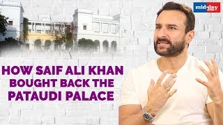 How Saif Ali Khan bought back the Pataudi Palace | Sit With Hitlist