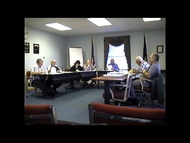 Champlain Town Budget Meeting  11-2-05