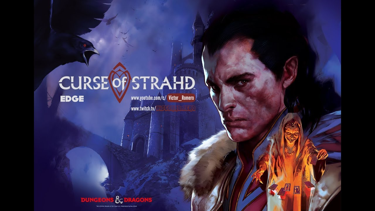 Dungeons & Dragons - Curse of Strahd (1/29)