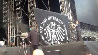 Die Toten Hosen - Ballast der Republik (Live in Bochum 31.05.13)