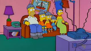 The Simpsons – Treehouse of Horror VIII– clip1