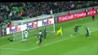 Krasnodar 1 : 0 Fenerbahçe Uefa Avrupa Ligi Maçı