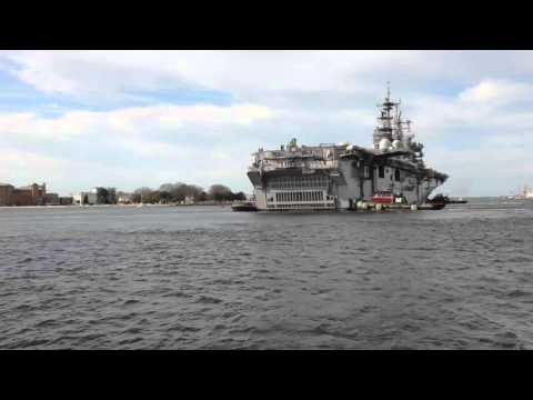Bataan Returns from Shipyard's