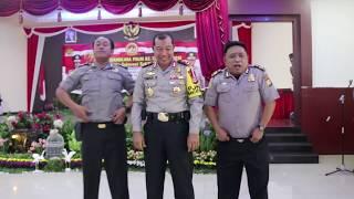 Seru Banget ! Syukuran HUT Bhayangkara Ke- 72 Polda Sulsel Ft. Bassitoayya