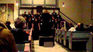 Darkness is Falling - Grand View University Choir