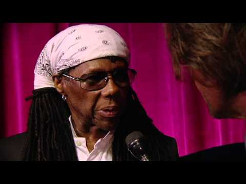 Interview Nile Rodgers