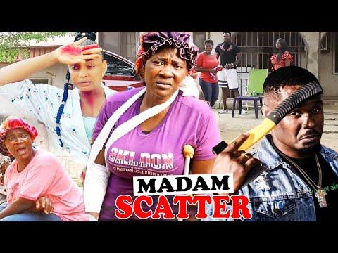 MADAM SCATTER {FULL MOVIE} - MERCY JOHNSON|2021 LATEST MOVIE|NEW MOVIE|NOLLYWOOD MOVIE|MERCY JOHNSON