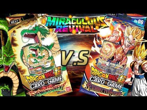 STARTER DECK SHOWDOWN! Dragon Ball Super Card Game