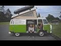Van life tour :: Filmmaker adventurer's 1978 Volkswagen Westfalia