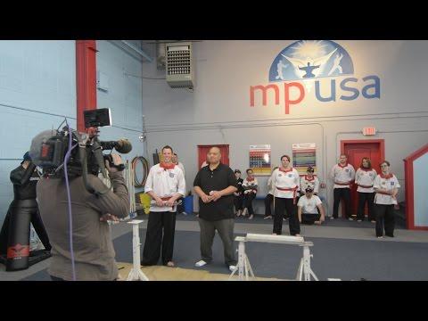 MP USA on FOX13  3-2-17