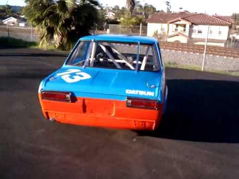 Datsun Race Car Youtube