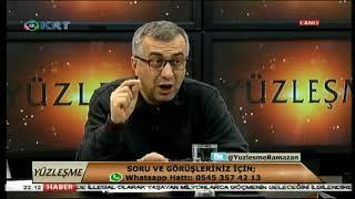 Yüzleşme - 10.01.2018 - Ramazan KOYUNCU & Prof. Dr. Mehmet Azimli - KRT TV