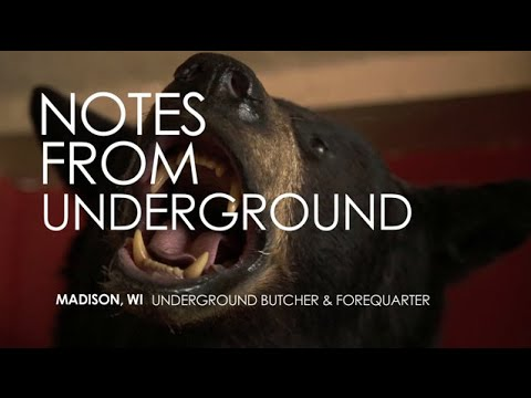Wisconsin Foodie  - Notes From Underground