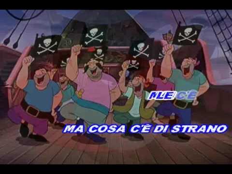 Edoardo Bennato - Il Rock di capitan uncino (karaoke - fair use)