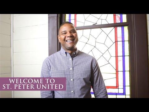 Welcome To St. Peter United | Rev. Leslie Jackson, Senior Pastor
