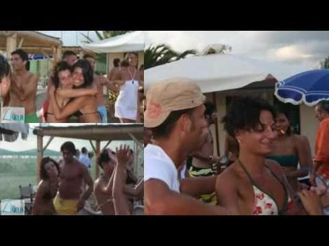La Vela BeachClub Versilia: Party Ferragosto 2010