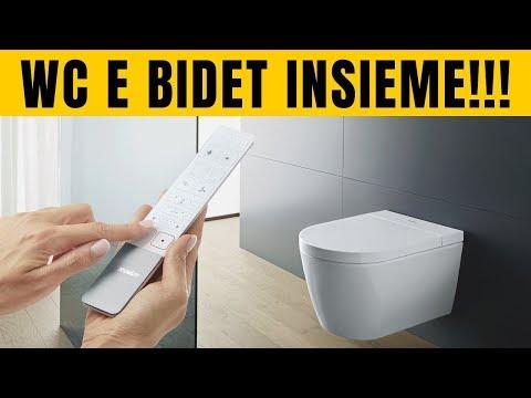 Sedile Wc Con Bidet Incorporato.Wc Con Bidet Incorporato Guida Completa Sul Wc Bidet Youtube