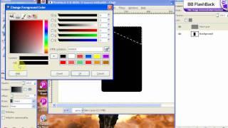How To: Make A Glossy/Shine Effect On GIMP