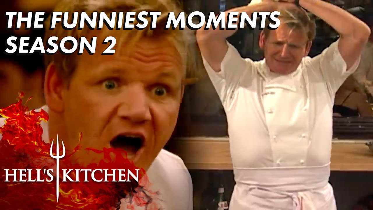 Download The FUNNIEST Moments Of Season 2   Hell's Kitchen