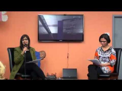 """""""Awakening the Creator Within"""" - Shahana Dattagupta and Shirin Subhani at Infinite Love"""