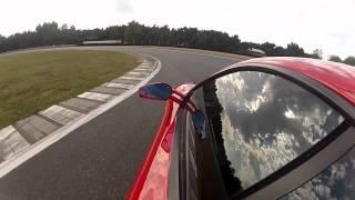 Jazda za kierownicą Ferrari F430 – Tor kartingowy Poznań video