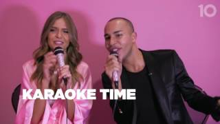 10TV Voices of the Angels: Starring Josephine Skriver And Olivier Rousteing