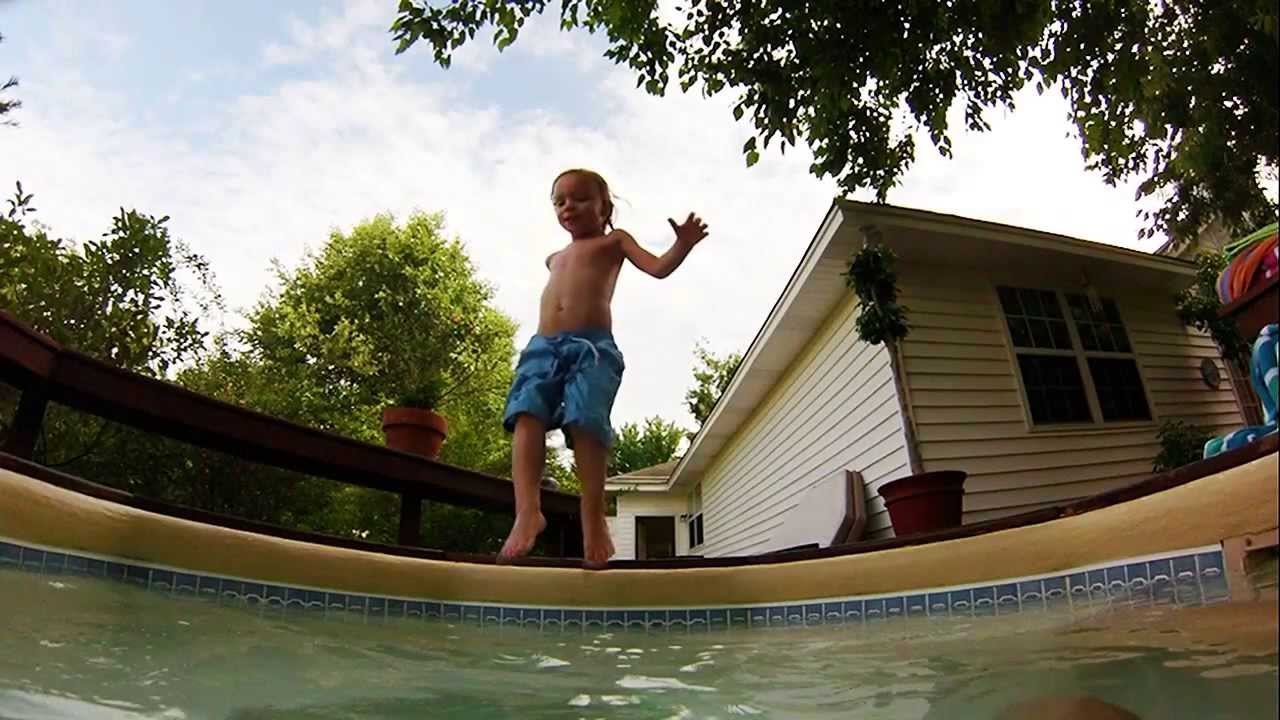 Max Tub Jump - YouTube