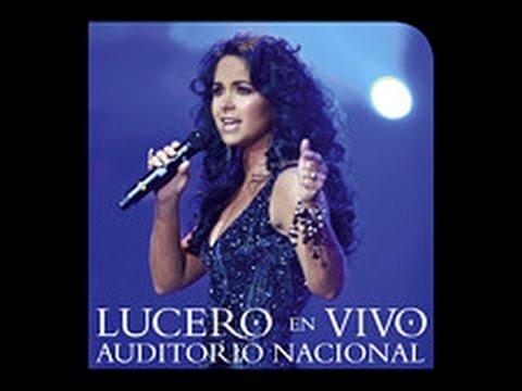 Lucero En Vivo Auditorio Nacional DVD 1 POP Completo