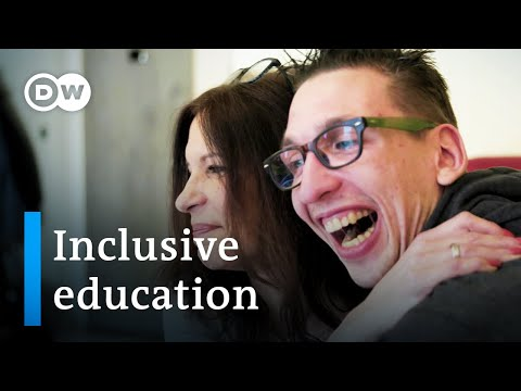Living with learning disabilities – training as teachers