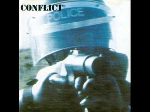 Conflict - The Ungovernable Force [Album 1986]