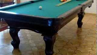 Pooltable, Billiards By Pooltables - Rotter.com