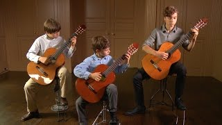 Silas, Logan, & Ansel - Waltz, B. Calatayud