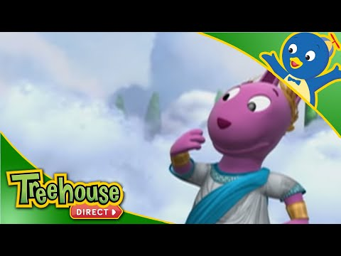 The Backyardigans: Match on Mt. Olympus - Ep.52