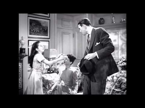 "The Philadelphia Story (1940) - Dinah (Virginia Weidler) singing ""Lydia, the Tattooed Lady"""