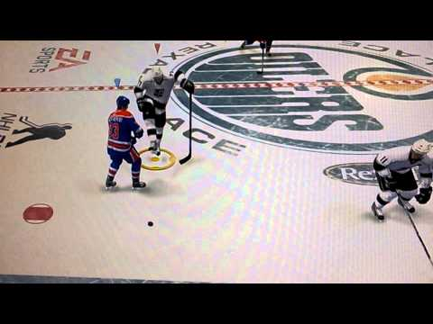 NHL 14 BIGGEST HIT EVER