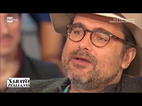 """Yari Carrisi: """"Per la Lecciso mi hanno bloccato un disco"""" - Il sabato italiano 07/10/2017"""