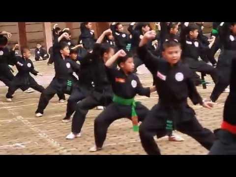 Thập Tứ Mã Bộ CQ - Thiếu Lâm Phật Gia Quyền Bình Dương