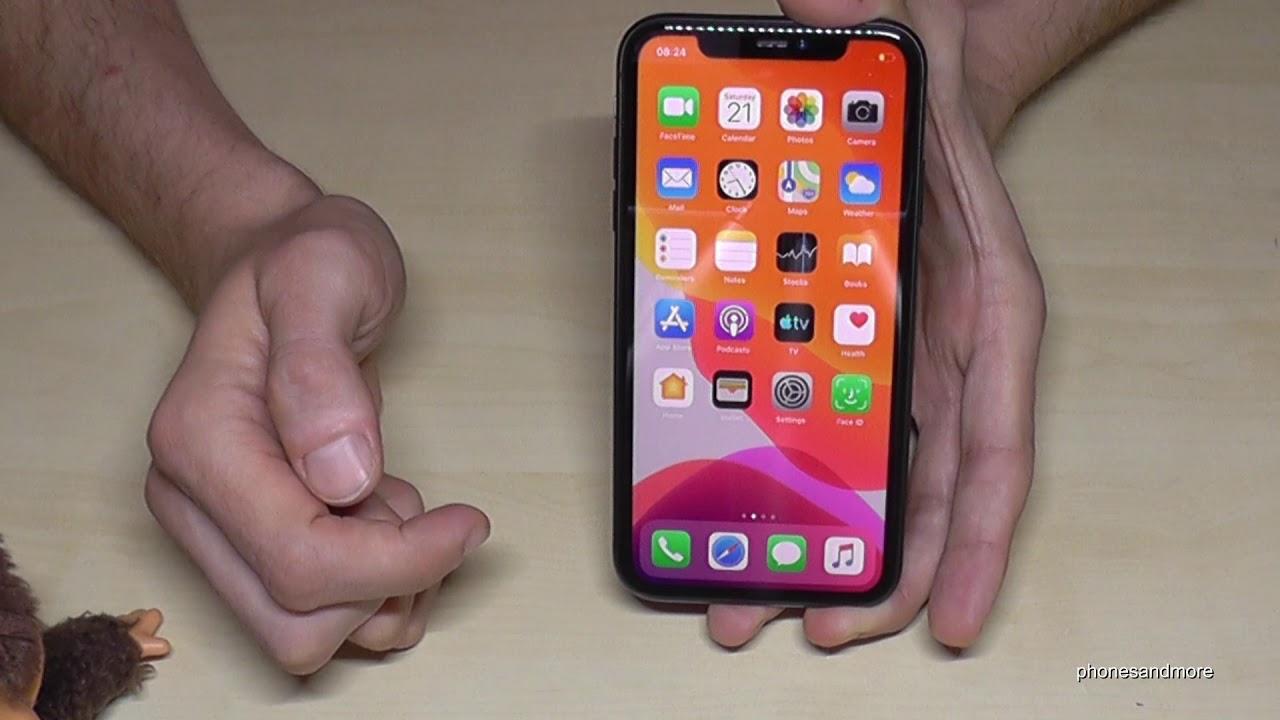 iphone 8: How to take a screenshot/capture?