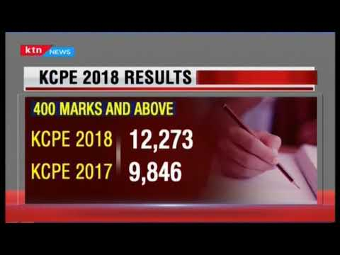 Breakdown on this year\'s KCPE performance