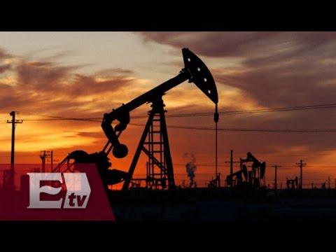 Continúa la caída en picada de los ingresos del petróleo