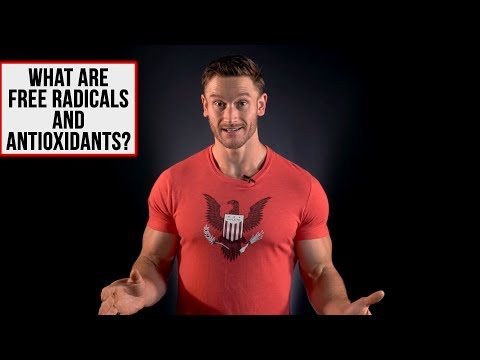 Truth About Antioxidants - Broscience and Detoxing